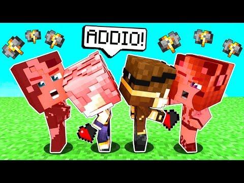 NON SIAMO PIÙ AMICI! - Scuola di Minecraft #36