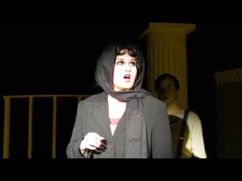 Rachel Green 17 y/o - Evita 1 Opening