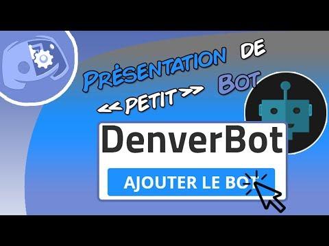 Discord | Denver Bot