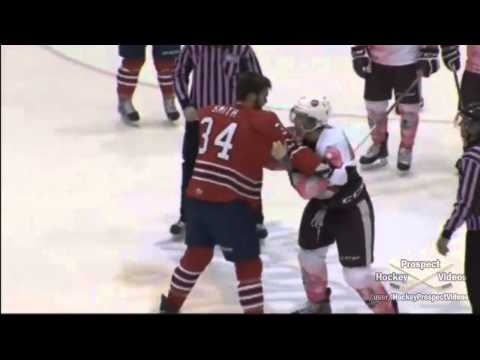 Nick Ritchie vs Hunter Smith (2/6/14)