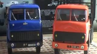 МАЗ-5335 и МАЗ-515 от Автотайма доработка и конверсия 1:43