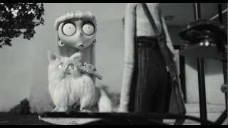 "Frankenweenie ""Mr. Whiskers' Dream"" Clip"