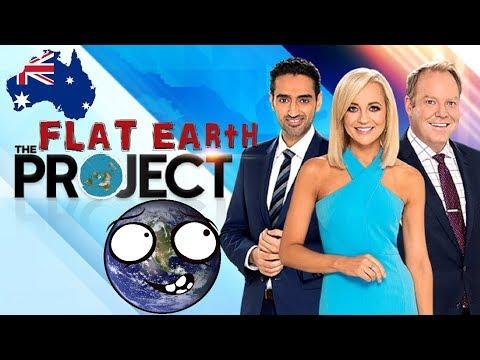 The Flat Earth Makes Mainstream Australian News thumbnail