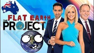 The Flat Earth Makes Mainstream Australian News
