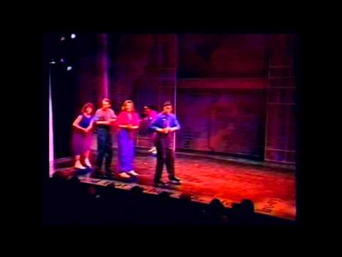 THE WORLD GOES 'ROUND: Staging The Act 1 Finale