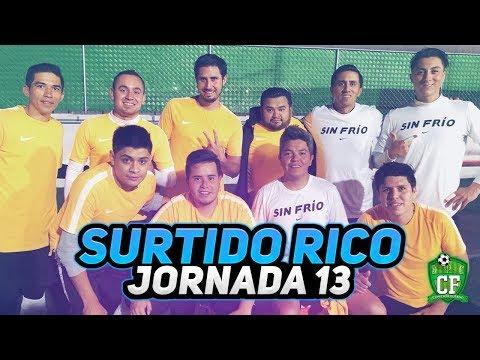 SURTIDO RICO - JORNADA 13