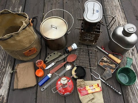 2019 COOKSET KIT FOR CAMPING~BUGOUTS~SURVIVAL