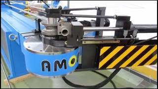 Полуавтоматический дорновый трубогибочный станок (трубогиб) MDH 90/4(, 2014-10-05T12:34:26.000Z)