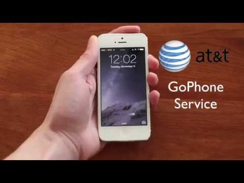 How To Use Any SmartPhone With AT&T's GoPhone Service!