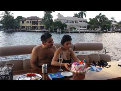 Coastal Yacht Tours Birthday Party