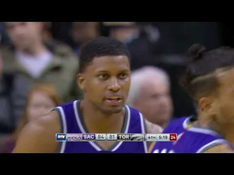 Sacramento Kings vs Toronto Raptors | November 6, 2016 | NBA 2016-17 Season
