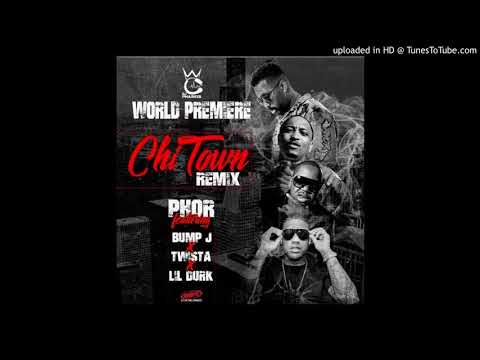 Phor - Chi Town Remix (Feat. Lil Durk, Bump J, And Twista)