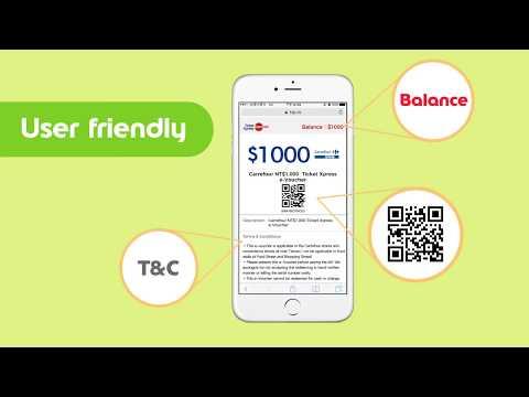 Ticket Xpress makes e-voucher even smarter!