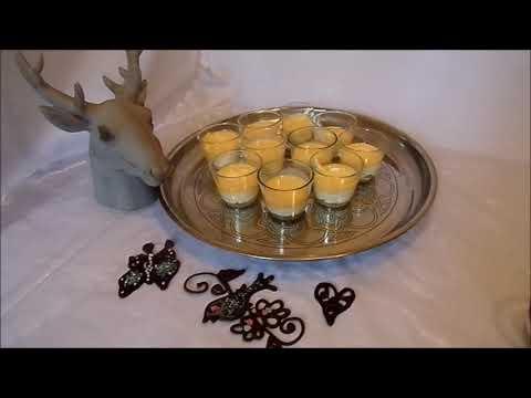 diy mein blitz rezept eierlik r sahne dessert party rezept selber machen youtube. Black Bedroom Furniture Sets. Home Design Ideas