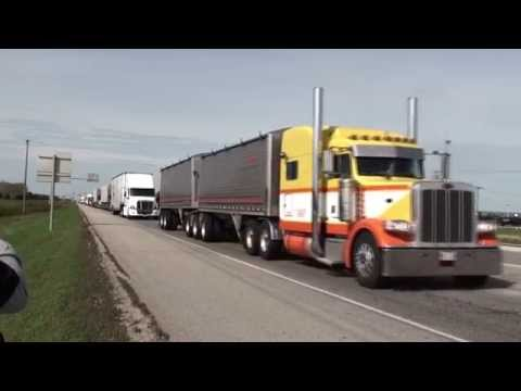 World's Largest Convoy - 2015 LETR CONVOY