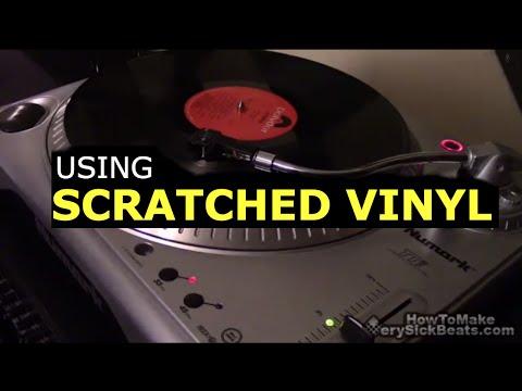 Beat Making | Scratched Vinyl