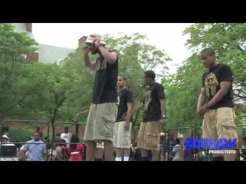 2012 UMD Block Show: Alpha Phi Alpha