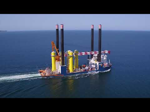 Top Duo Aeolus And Svanen Successfully Completed Walney Extension Offshore Wind Farm