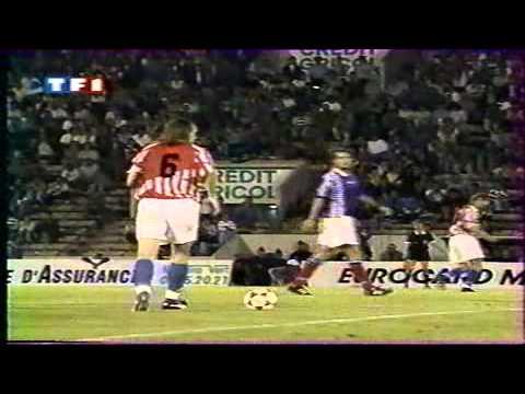 France-Czech Republic (Friendly) (1994) Debut de Zidane