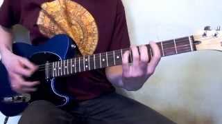 Carry on my wayward son - guitar cover