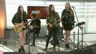 Haim The Wire BBC Andrew Marr Show 2013