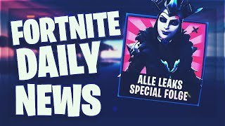Fortnite Daily News *ALLE* SKINS, EMOTES & LEAKS (15 Januar 2019)