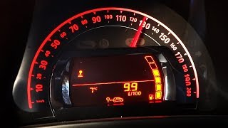 Renault Twingo Acceleration 0-100 SOUND