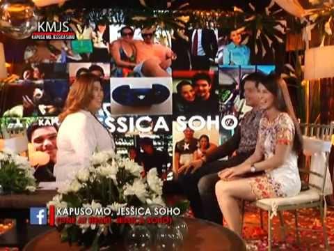 "Kapuso Mo, Jessica Soho: Kapuso ""royal couple"" DongYan shares their love story"