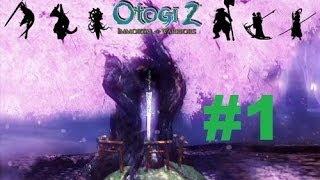 Otogi 2: Immortal Warriors Walkthrough (2nd Play) Part 1: Prologue & A Peaceful Grave