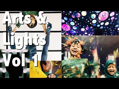Weekend VLOG : Arts & Light - Vol 1