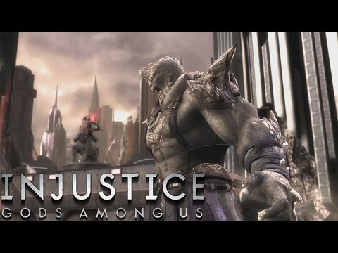 Injustice: Gods Among Us - Doomsday - Classic Battles On Very Hard (No Matches Lost)