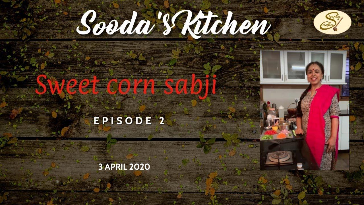 Sudha Ragunathan Sooda S Kitchen Shows Chef Sudha S Next Menu Preparation Youtube