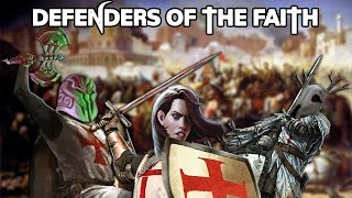 DUSK, AMID EVIL, ION MAIDEN - DEFENDERS OF THE FAITH