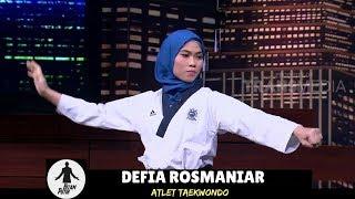 Download Video DEFIA ROSMAINAR, Peraih Emas Pertama Indonesia di Asian Games 2018 | HITAM PUTIH (31/08/18) 1-4 MP3 3GP MP4
