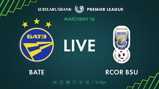 LIVE BATE RCOR BSU 04th of July 2020 Kick off time 4 00 p m GMT 3