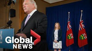 Coronavirus: Toronto, Windsor-Essex and Peel held back as rest of Ontario enters Stage 3 | FULL