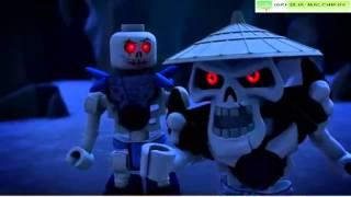 LEGO Ninjago   ВОЗВРАЩЕНИЕ В ХРАМ ОГНЯ