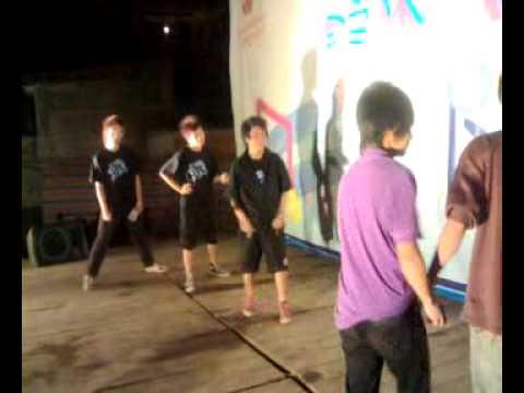 Thái Nguyên - Đấu Hiphop - Phú Lương Club 2008 - TuDu Production