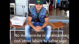 Gerardo Ortiz-Pensando en ti (con letra)