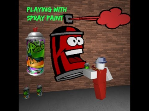 SPRAY PAINT CODES IN EPIC MINIGAMES!!