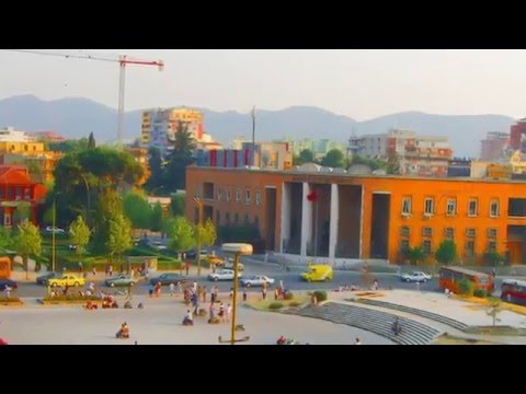 Tirana Albania HD