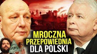 Polskę Czeka Nawet Rozlew Krwi – Mroczna Przepowiednia Jackowskiego dla Polski na 2018 2019