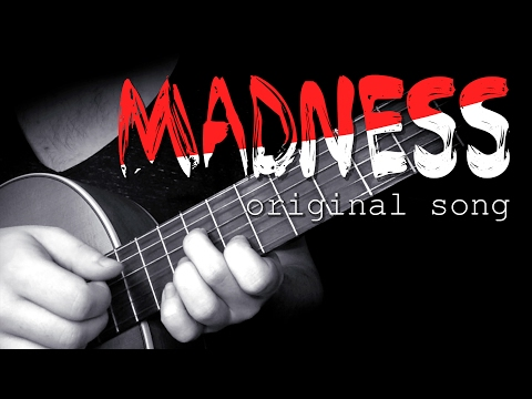 Madness - Jonas Frisk (Original Song) - MacBook Recordings
