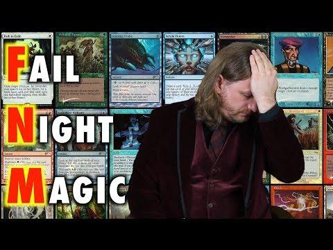 Fail Night Magic