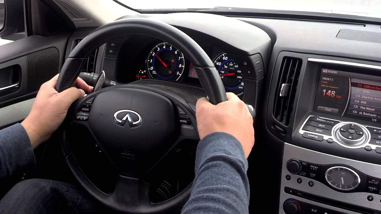 infiniti g37 s driving with paddle shifters youtube rh youtube com Manual vs Auto Countries Manual vs Auto Countries