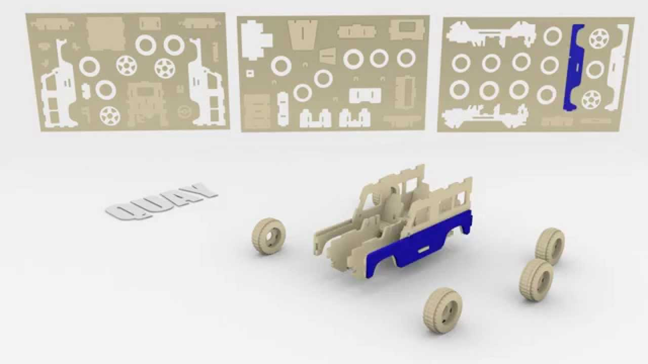 P323 Woodcraft Land Rover By Quay Youtube