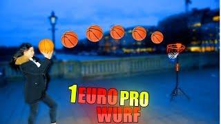 Pro KORB 1 EURO !..😱| STREET COMEDY | Denizon