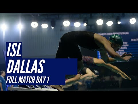 ISL Dallas Full Match Day 1
