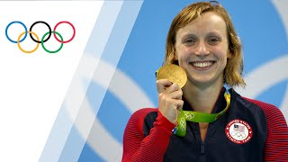 Ledecky smashes world record in 800m Free