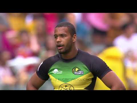 Cook Islands V Jamaica Hong Kong 7s - 2018